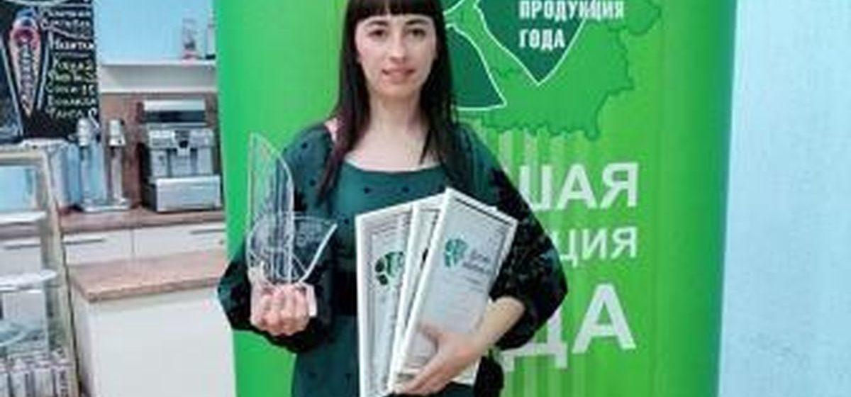 Барановичский молочный комбинат победил в конкурсе «Лучшая продукция 2019»