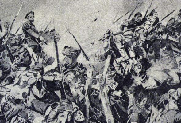 Барановичская операция 1916 года. Неизвестная трагедия Первой мировой войны