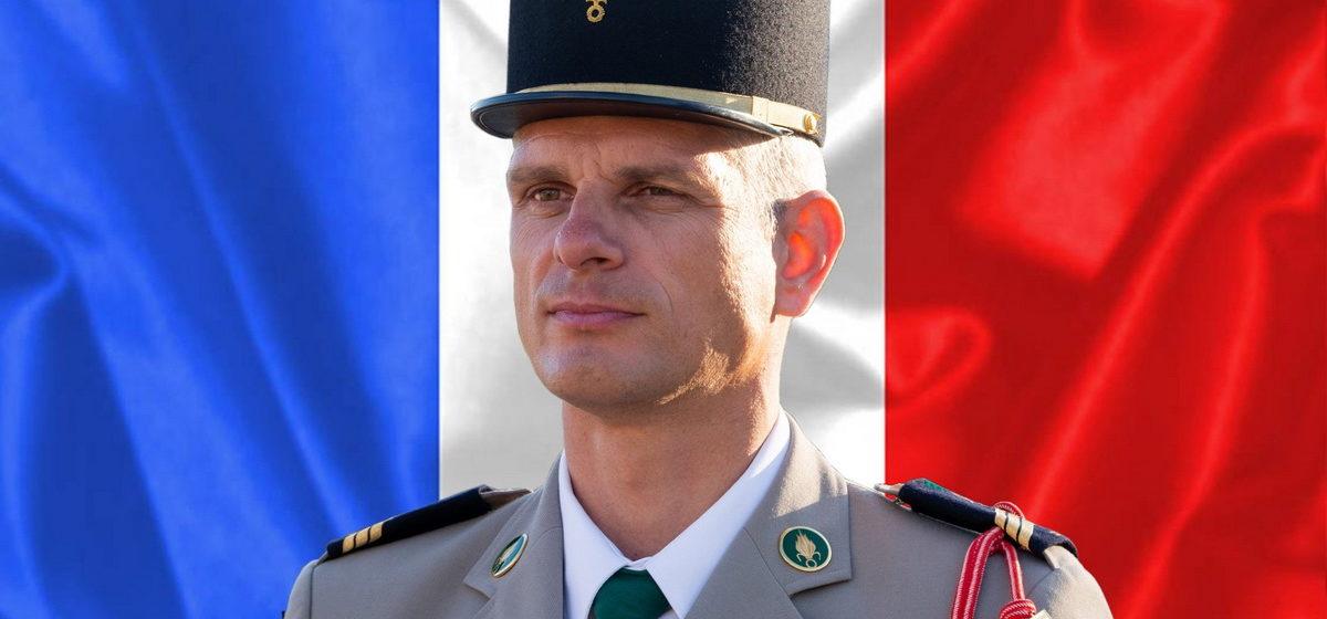 Героя Франции из Барановичей, погибшего во время военной операции в Мали, привезли хоронить на родину