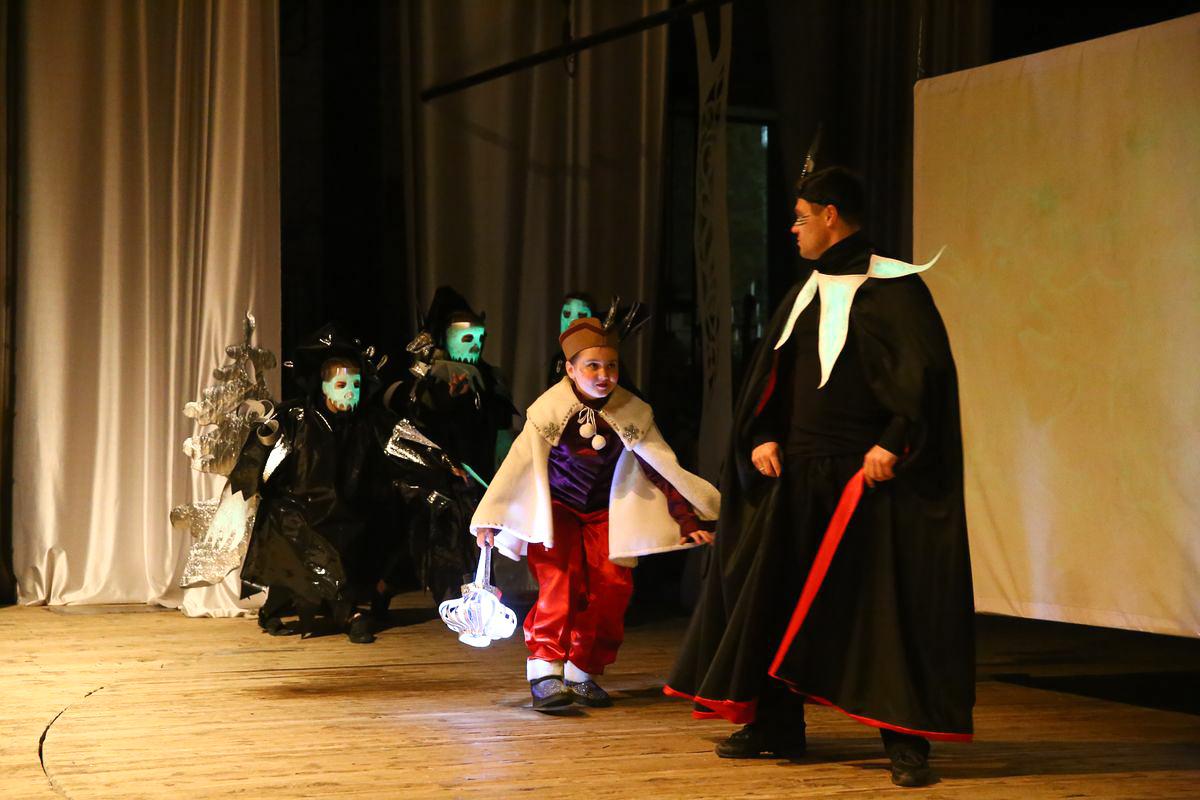 Злой Бугимен, который приносит в Сказочные королевства тьму и мрак. Фото: Диана КОСЯКИНА