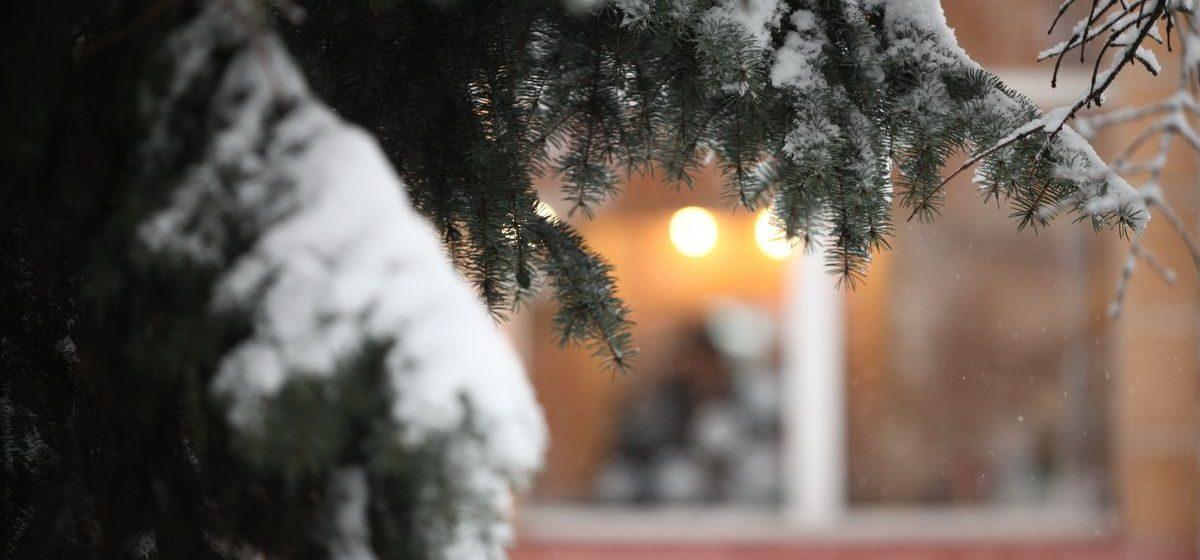 Будет ли еще идти снег или растает? О погоде в Барановичах в ближайшие дни