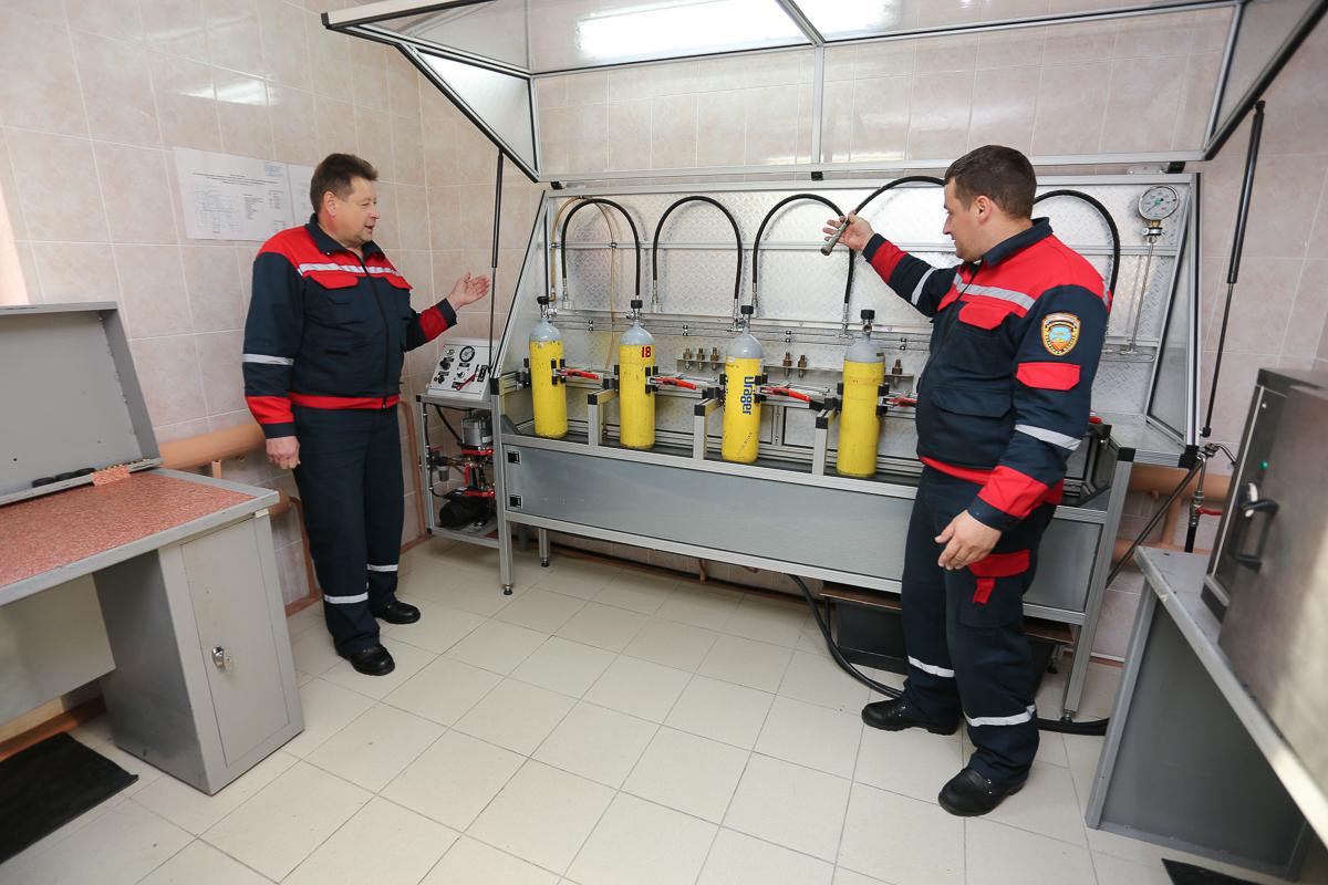 Пожарный поезд, Барановичи