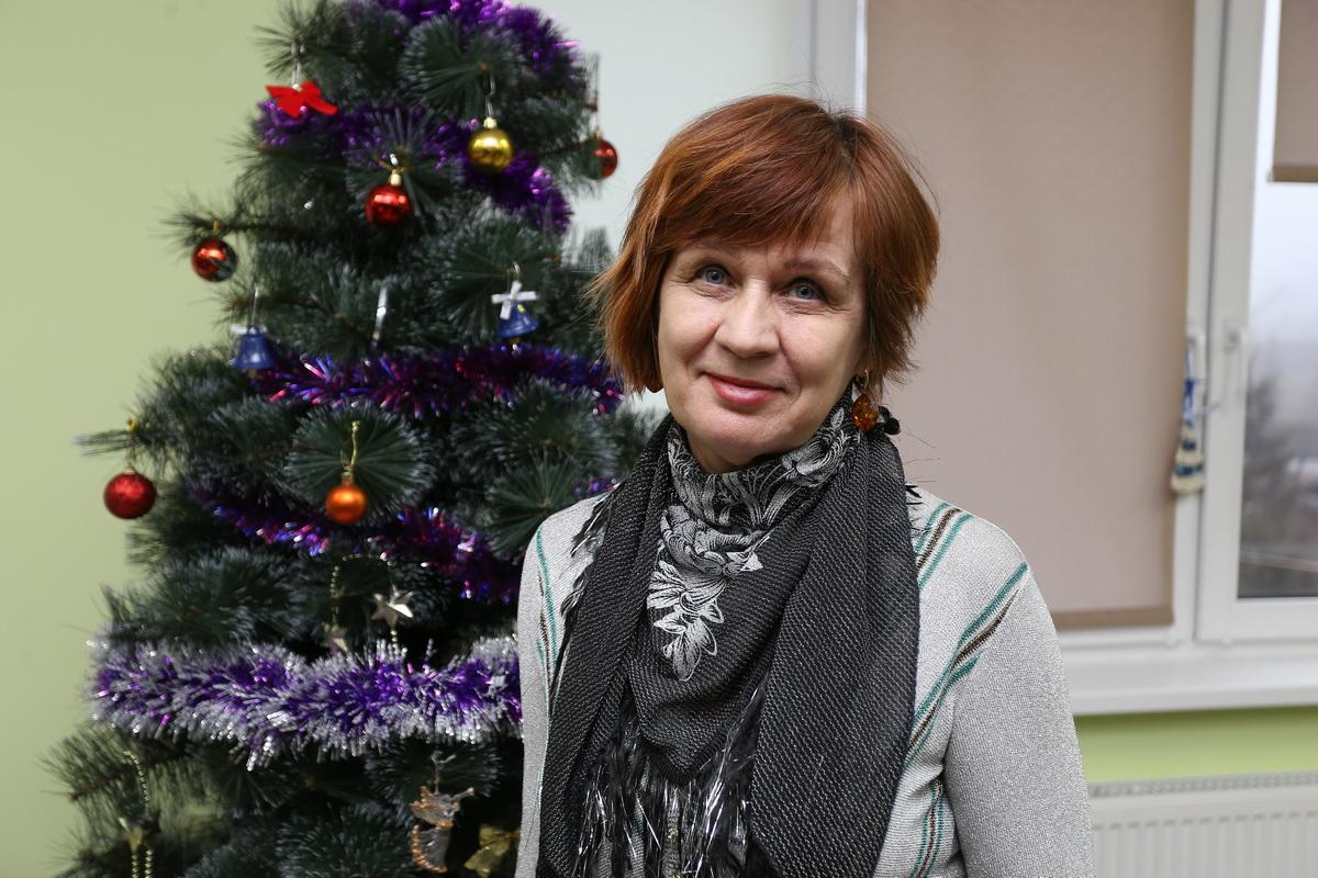 Янина КАПЦЕВИЧ. Фото: Александр ЧЕРНЫЙ