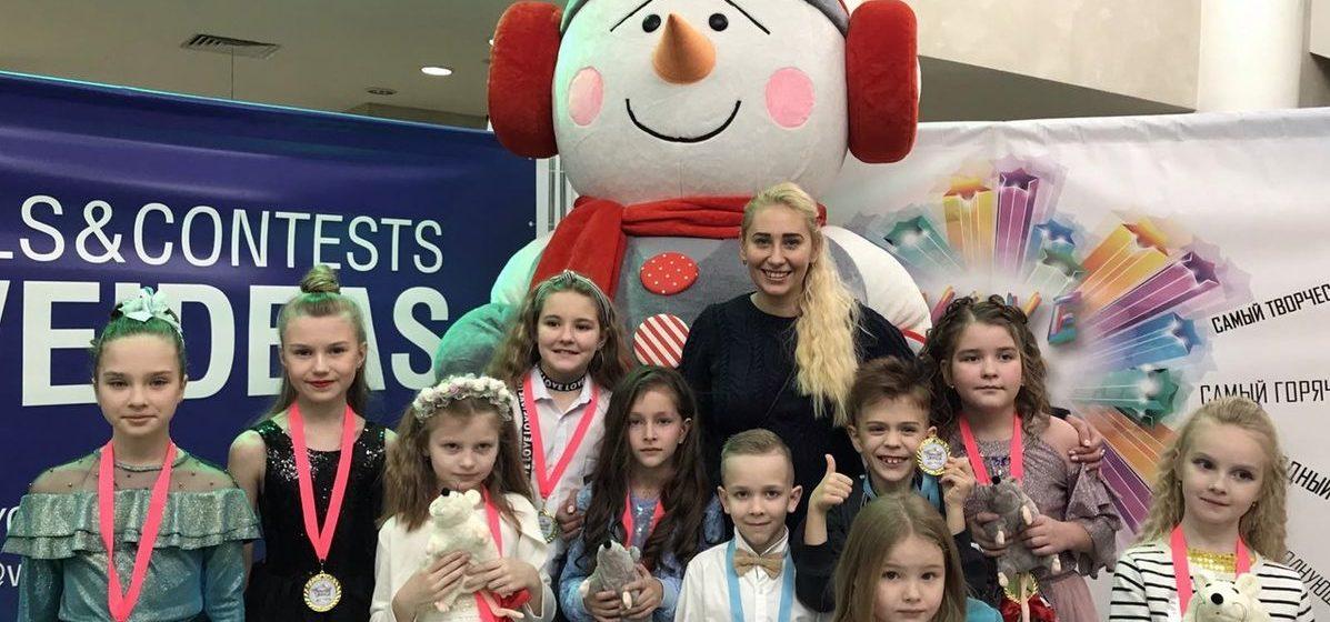 Барановичские вокалисты вернулись с победами с IV Международного детского фестиваля Wavekids