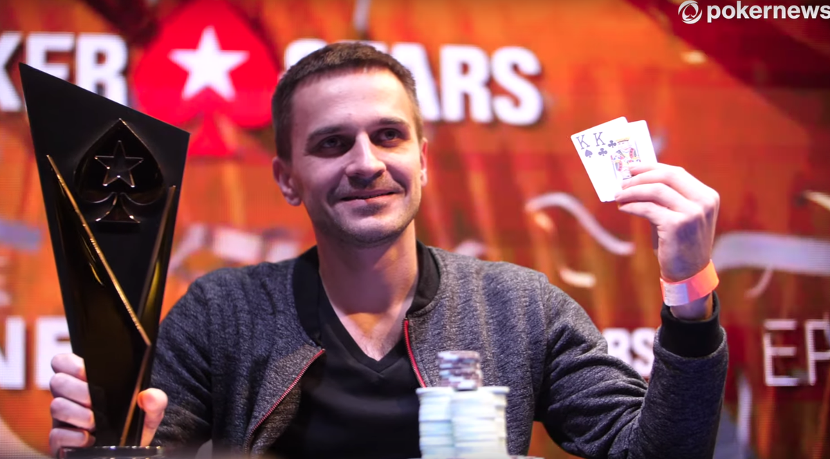 Николай Поболь. Скриншот из видео