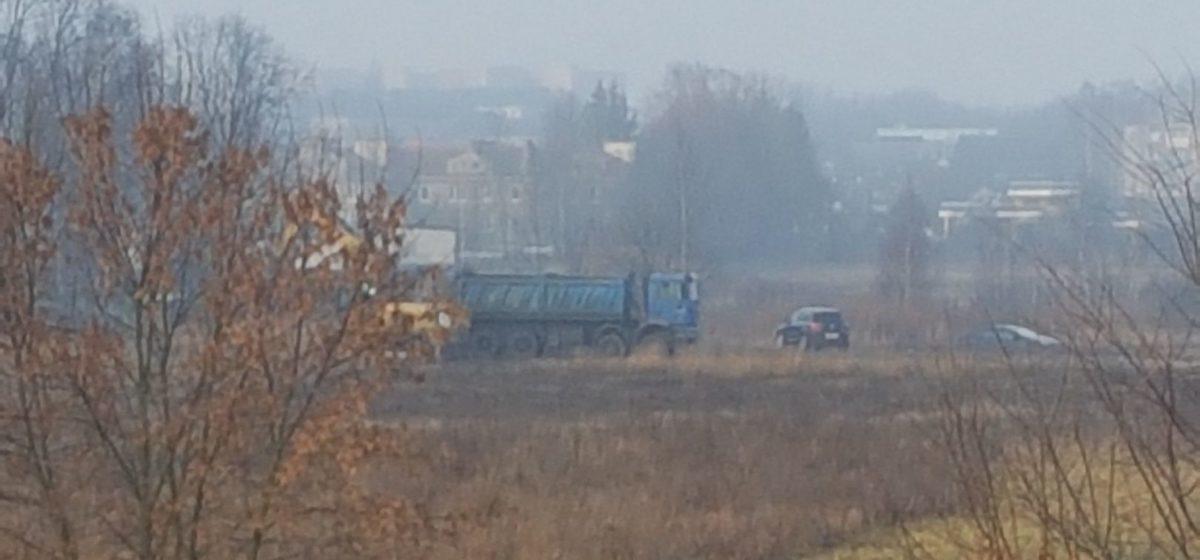 Что сливают в Жлобинское озеро в Барановичах?