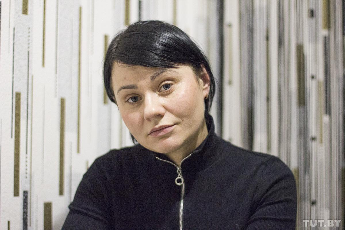 Анна Мельникова. Фото: Станислав КОРШУНОВ, TUT.BY