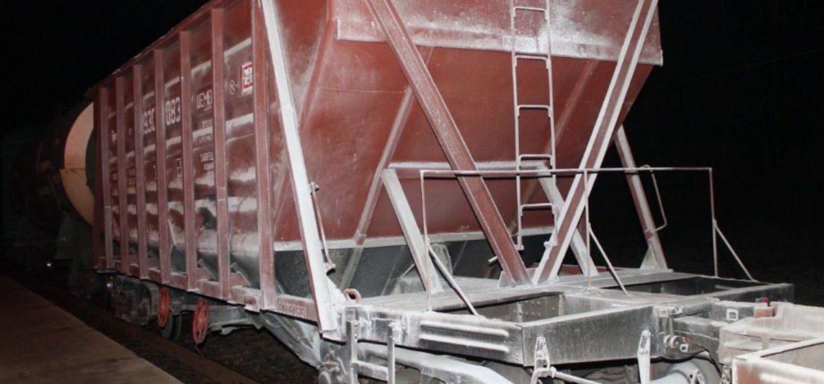 Грузовой поезд насмерть сбил 49-летнего мужчину в Свислочском районе