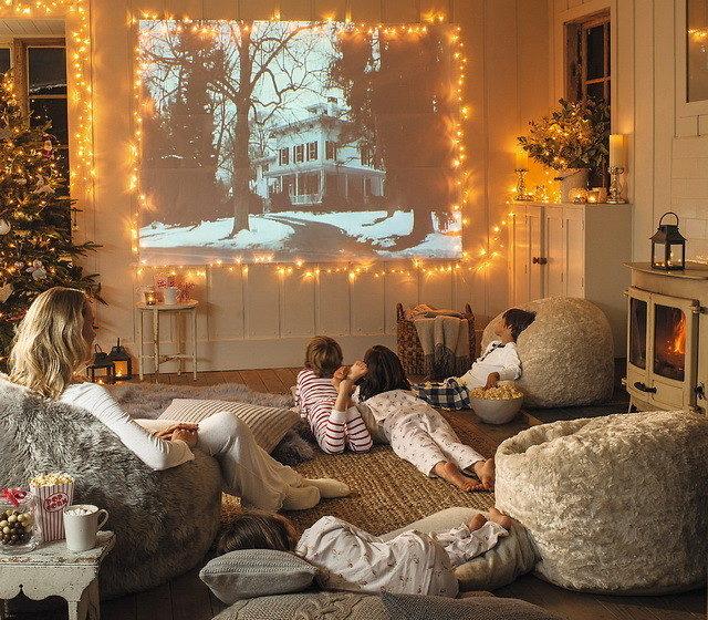 Топ-20 фильмов для новогоднего настроения