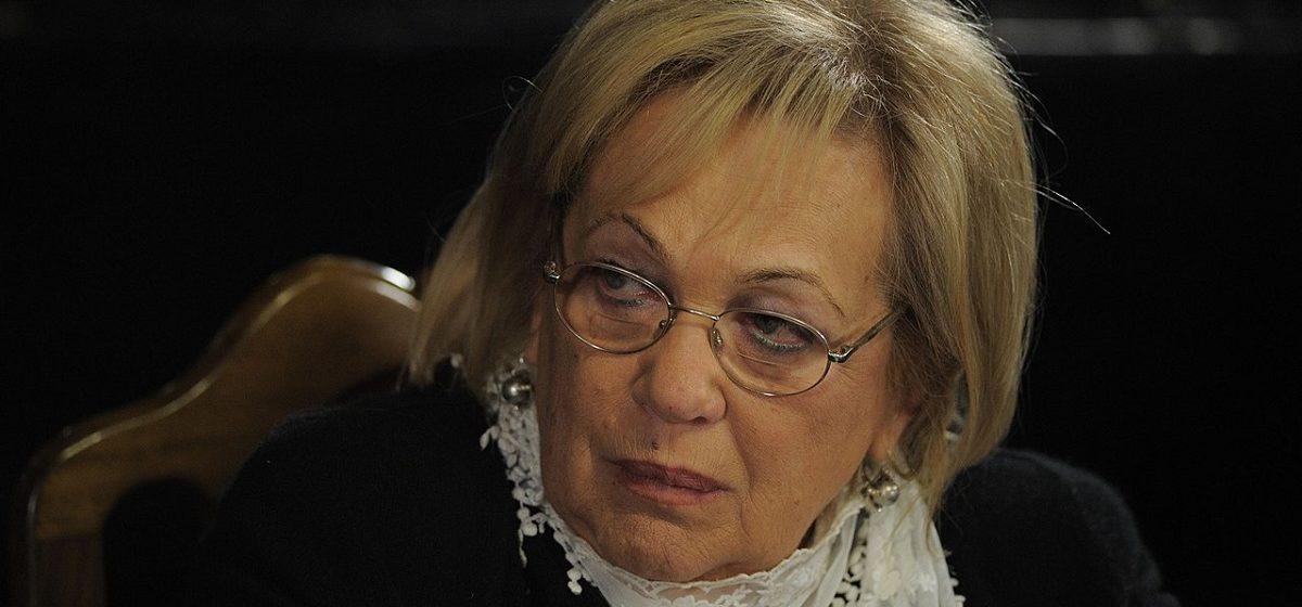 Умерла известная российская актриса Галина Волчек