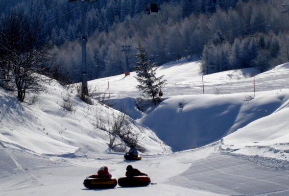 Отличный атрибут зимних развлечений