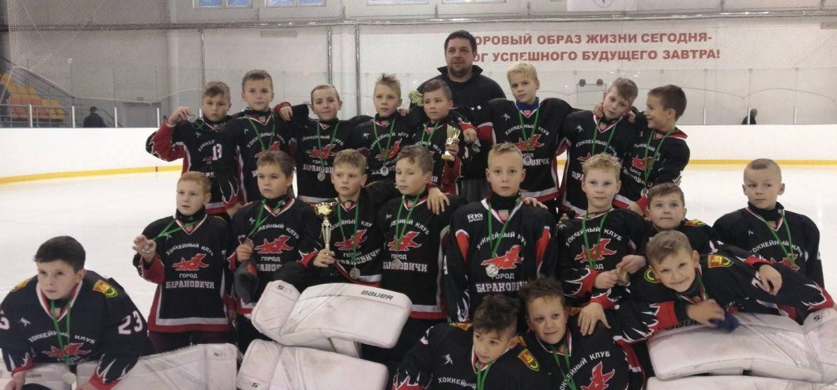 Юные «авиаторы» привезли серебряные медали областного турнира
