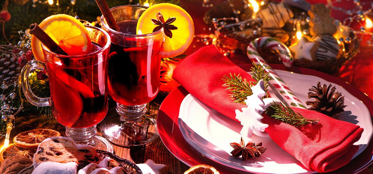 Топ-10 рецептов к Рождеству