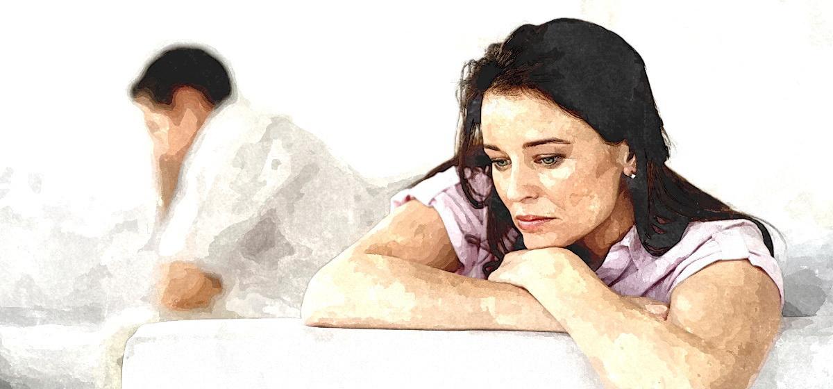Отношения. Нужно ли жить с мужем ради ребенка?