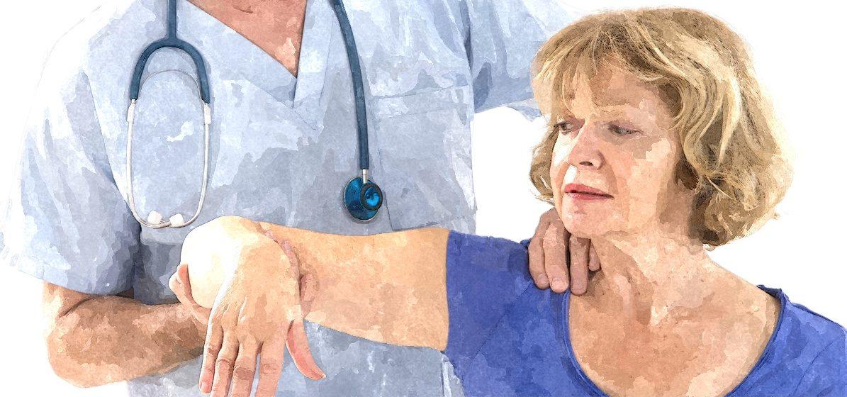 Эти симптомы проявляются на ранних стадиях инсульта