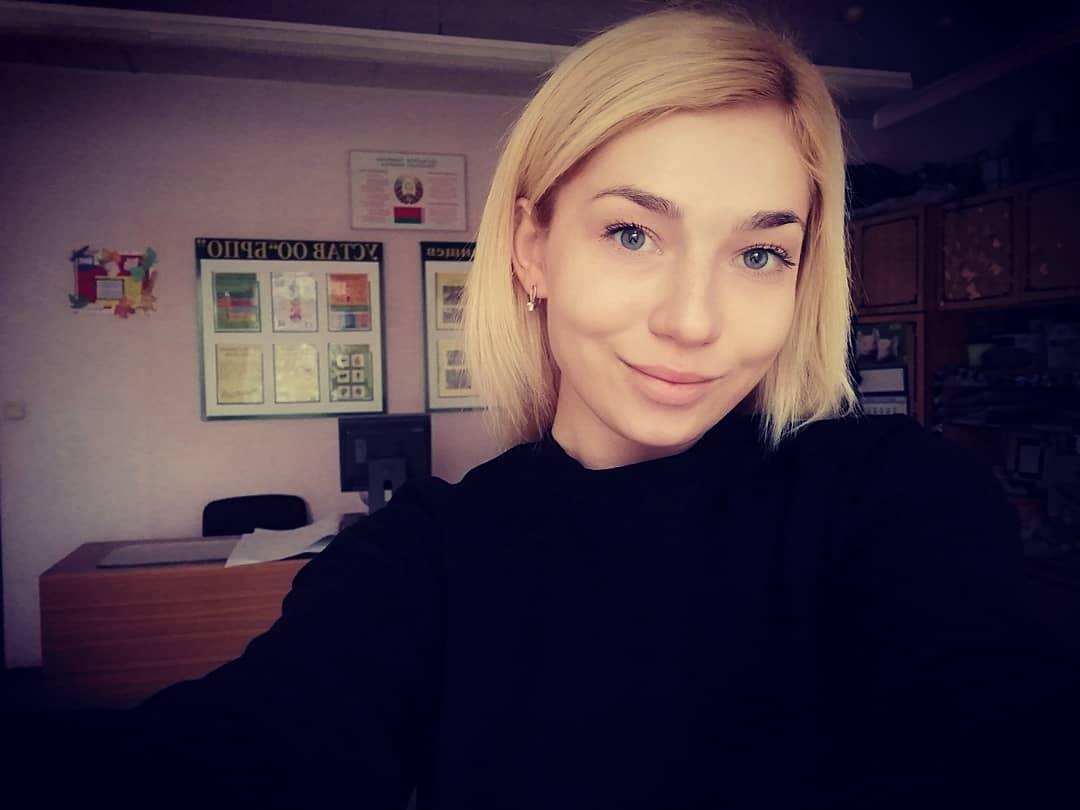 Кристина СОБИНСКАЯ. Фото: личный архив
