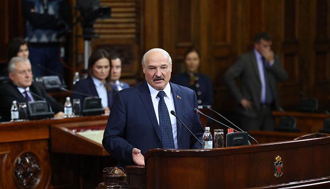 Лукашенко: Вокруг Сербии и Беларуси врагов хватает