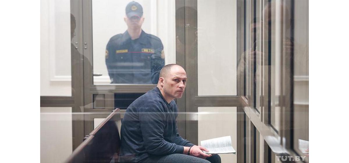 В Беларуси приведен в исполнение еще один смертный приговор