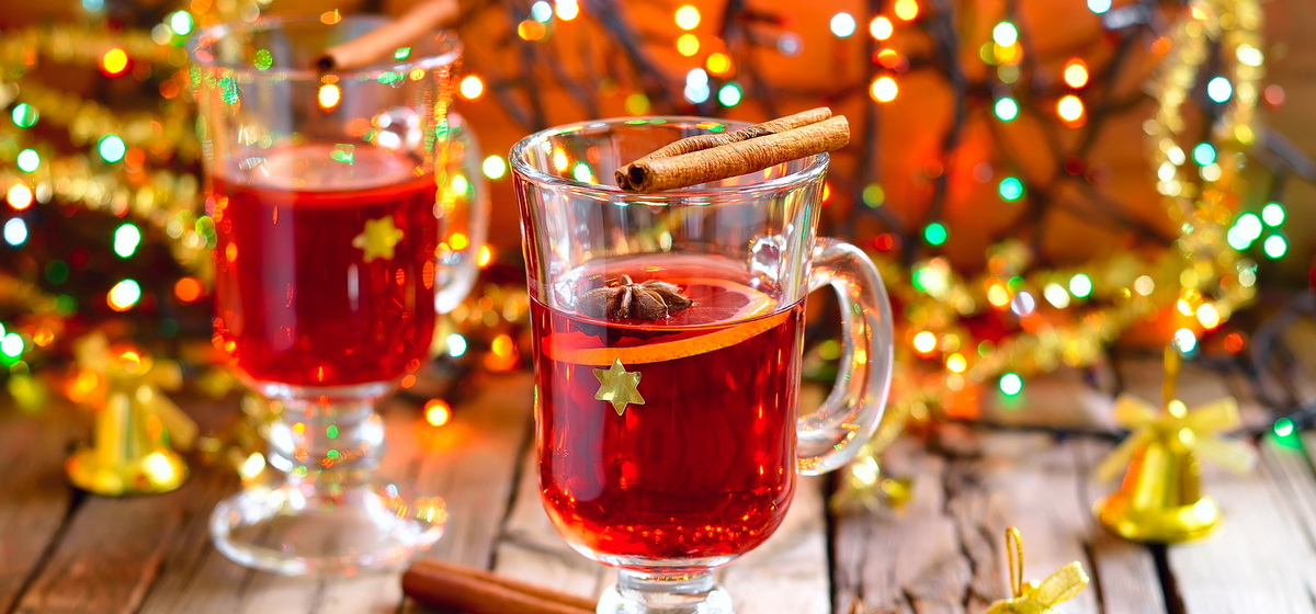 Вкусно и просто. Пунш рождественский безалкогольный