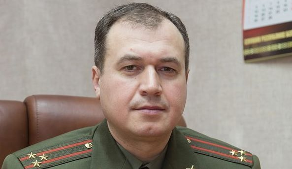 «В связи с совершением проступка» уволен замначальника Генштаба