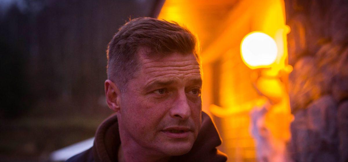 О хозяине сказочной усадьбы под Новогрудком сняли небольшое видео. Год назад он покончил с собой
