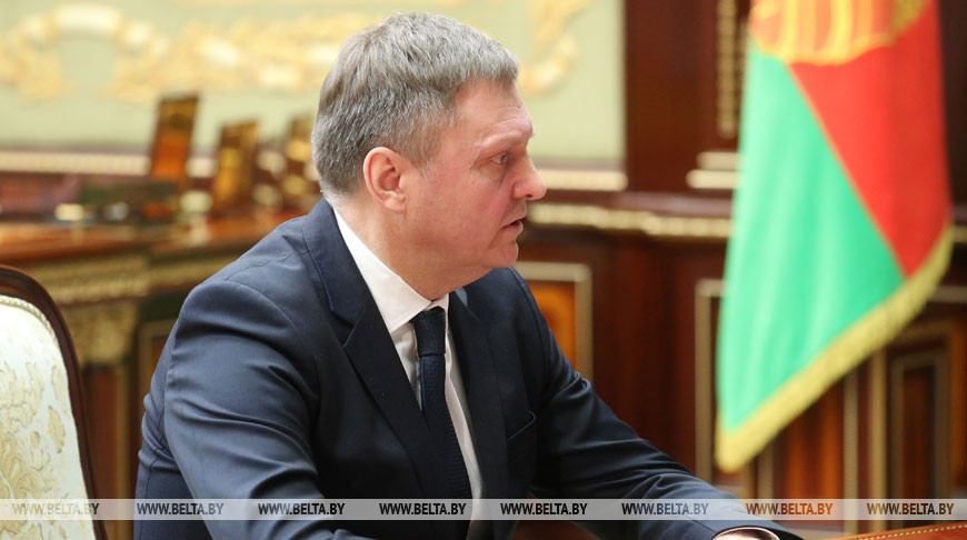 В Беларуси новый министр экономики