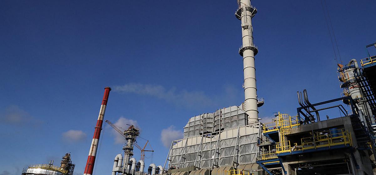 Нефть из Норвегии начала поступать на белорусский «Нафтан»