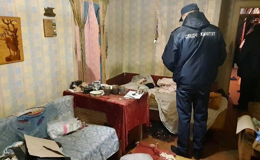 В Бобруйске женщина два раза ударила знакомого ножом и пошла спать