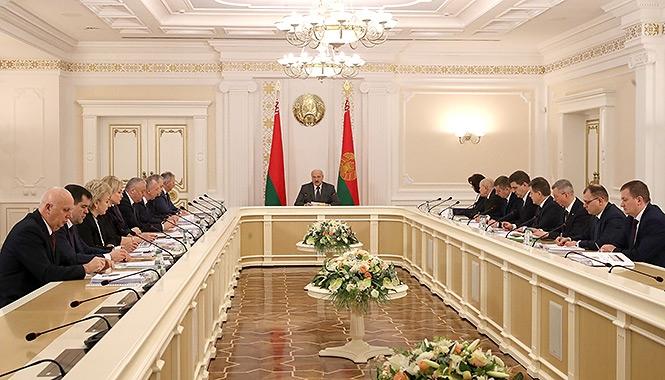 Лукашенко о застройщиках жилья: «Все стали долларовыми миллионерами в возрасте от 25 до 40 лет, откуда прыть?»