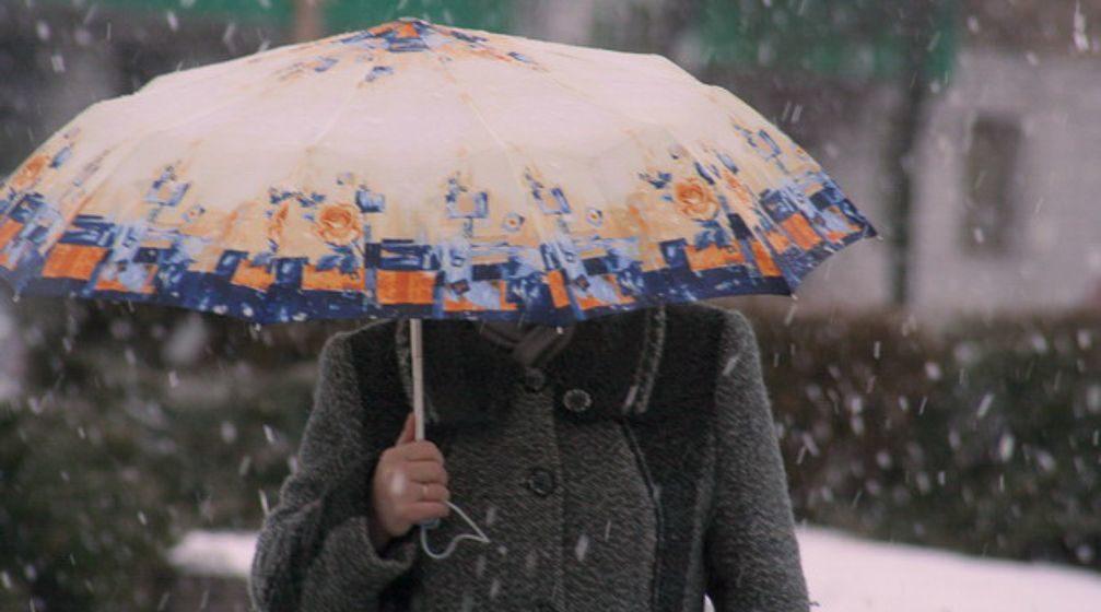 Ветер, снег, дождь и метель. Метеорологи рассказали о погоде 30 января