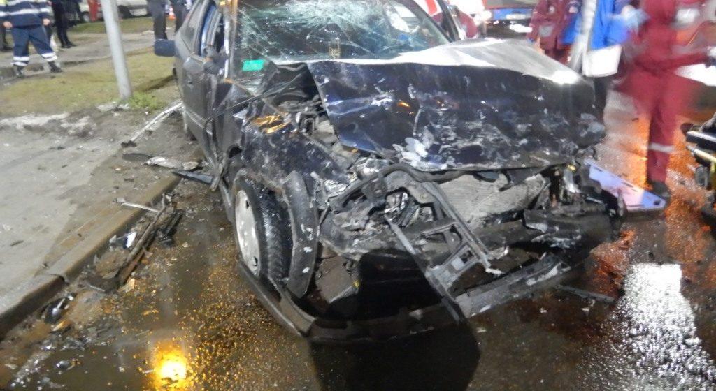 В Могилеве в аварии погибли два человека, еще двое — в больнице. Видео