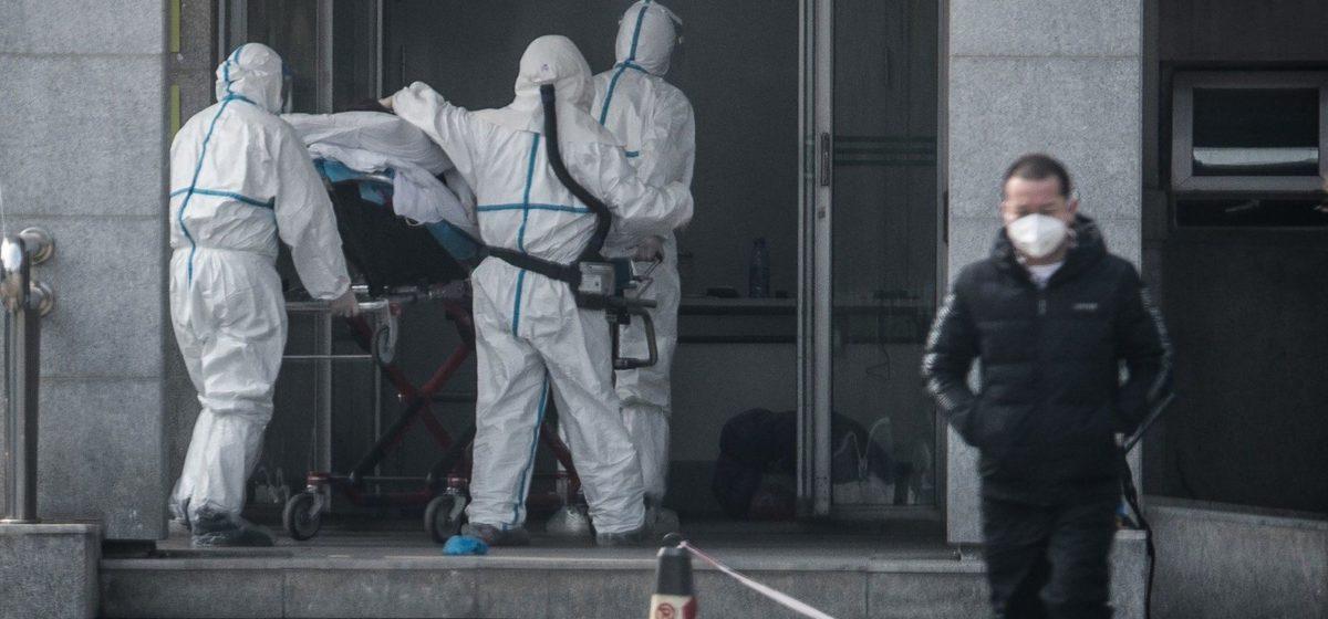 Второй случай смерти от коронавируса зафиксирован в Европе