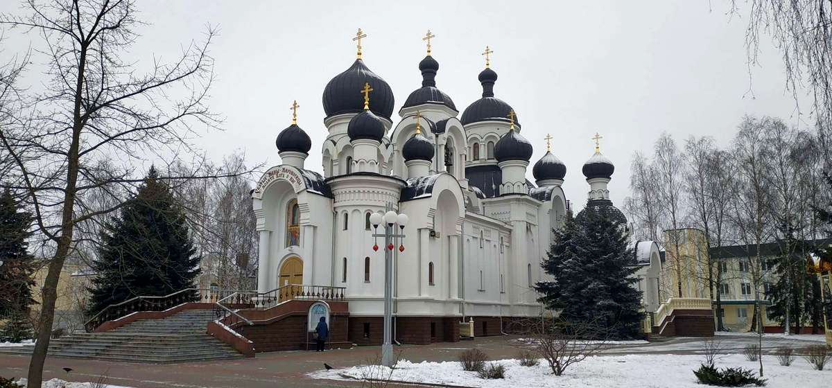 Когда будут освящать воду в Барановичах. Расписание богослужений на Крещение в храмах города