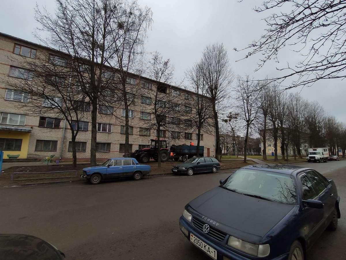 Общежитие №6, улица Космонавтов. Фото: Александра РАЗИНА