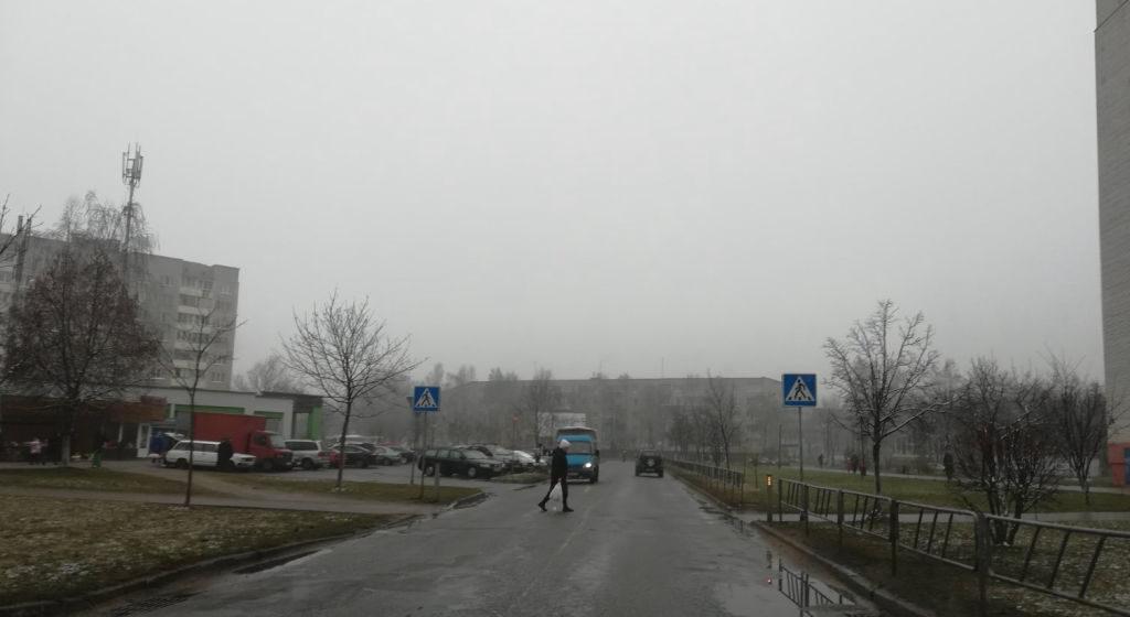 В Жодино автокран сбил десятилетнюю девочку