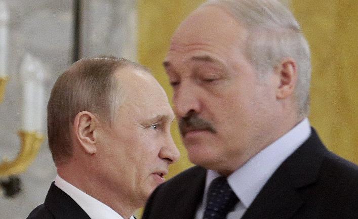 Лукашенко: Россия нагло пыталась нас унизить, но мы этим не отвечаем