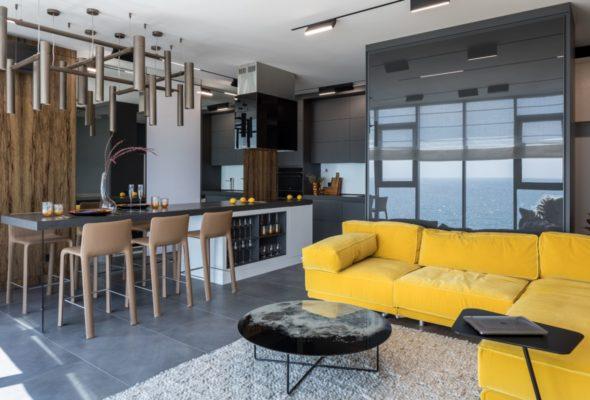 Дизайн квартиры по разумной стоимости от компании stroyhouse.od.ua