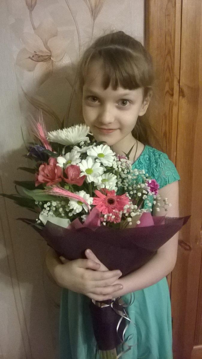 36. Даша Калоша