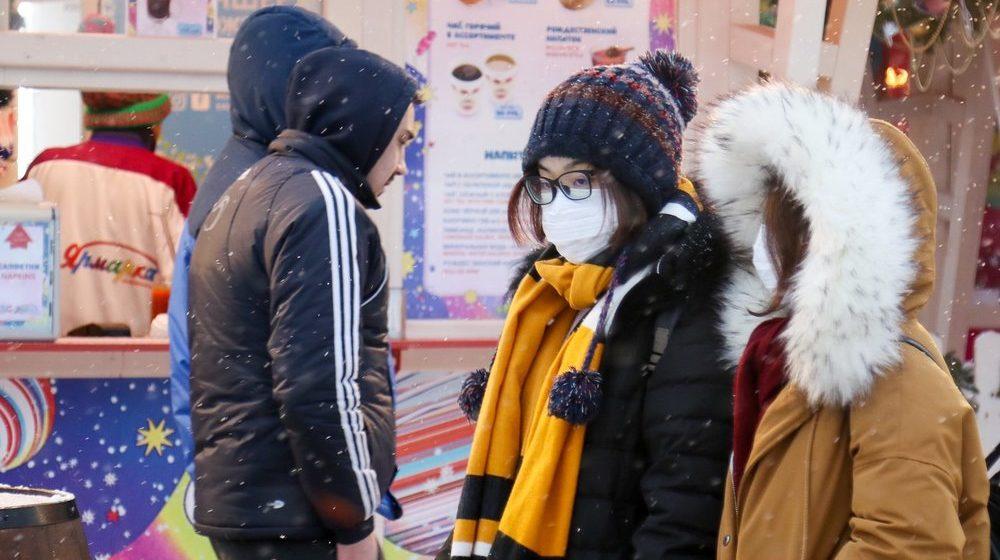 Россия закрыла границы на Дальнем Востоке из-за коронавируса