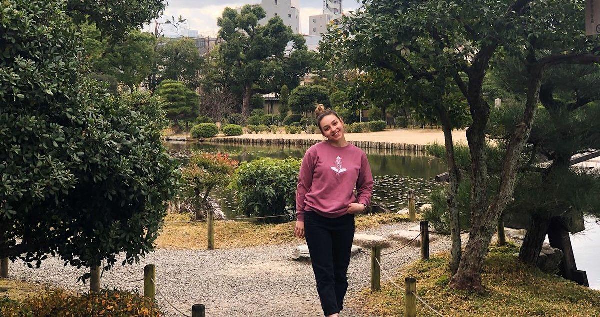 Киото, Япония. Фото: личный архив Алины СЕВЕЦ
