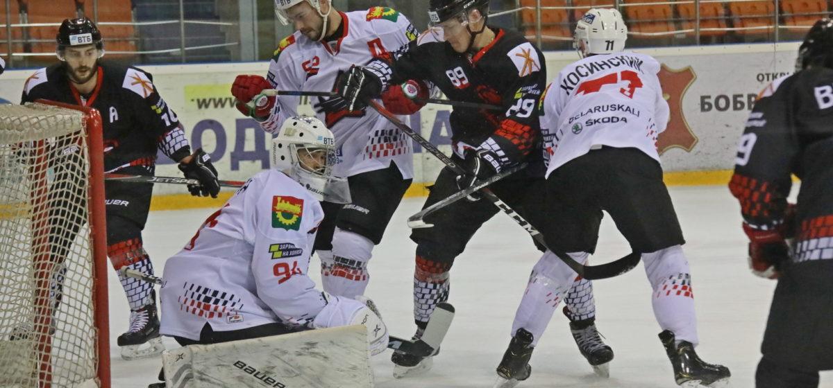 Хоккейный «Авиатор» прервал свою победную серию