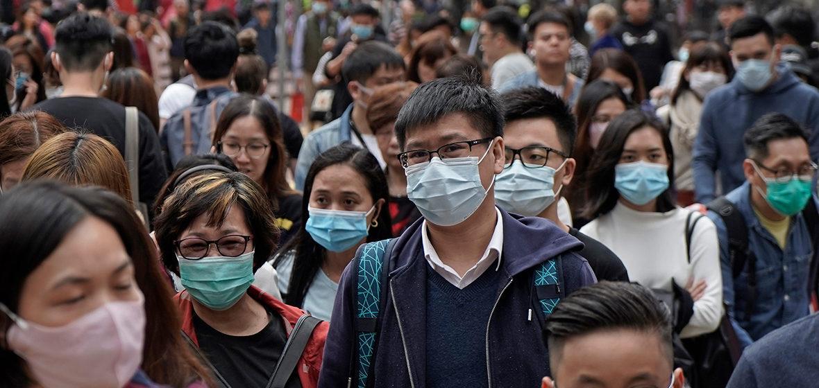 В Китае от коронавируса умерли 213 человек. ВОЗ объявила распространение нового вируса международной чрезвычайной ситуацией