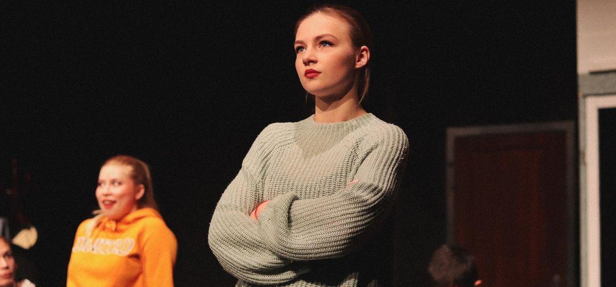 Барановичская актриса «Параллели» стала лучшей на германском фестивале и получила грант на обучение в Европейской Театральной академии