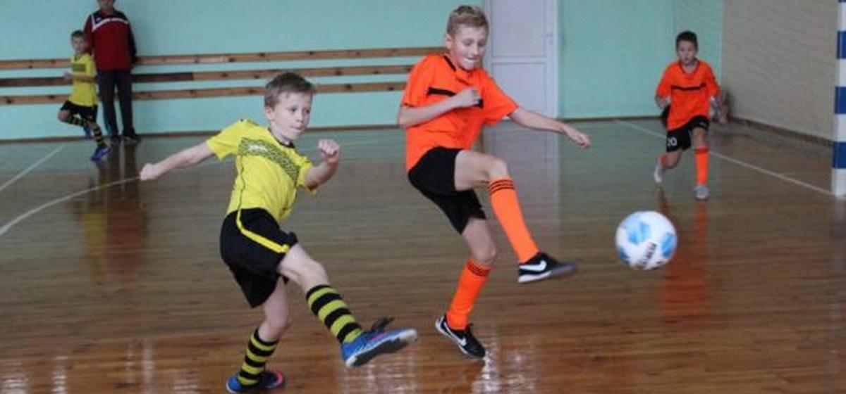 Юные футболисты Барановичей завоевали бронзу Республиканского турнира
