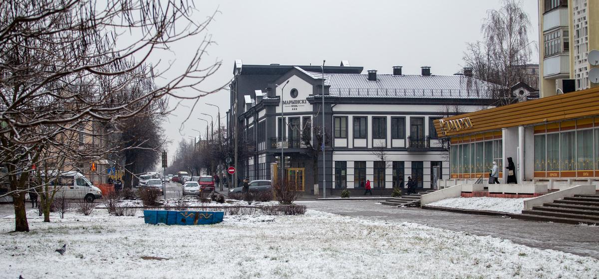 Улица Комсомольская. Фото: Андрей БОЛКО