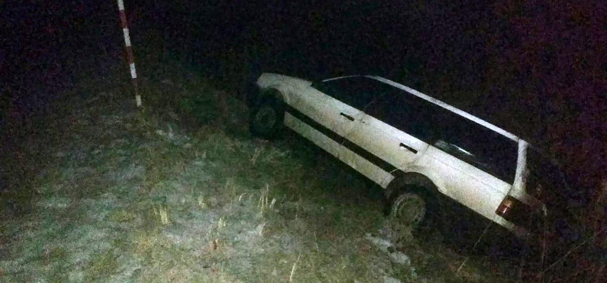 Водитель Volkswagen насмерть сбил пешехода на трассе в Городокском районе