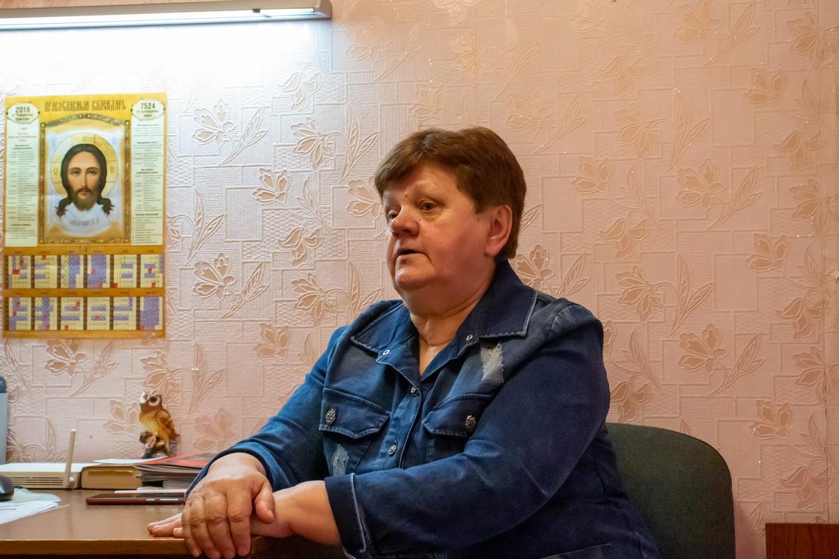 Валентина Доморацкая. Фото: Андрей БОЛКО