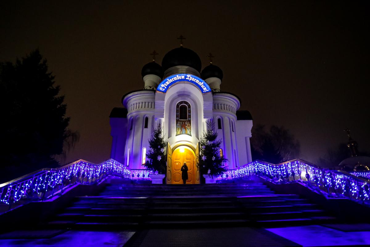 Храм Святых Жен-Мироносиц. Фото: Александр ЧЕРНЫЙ