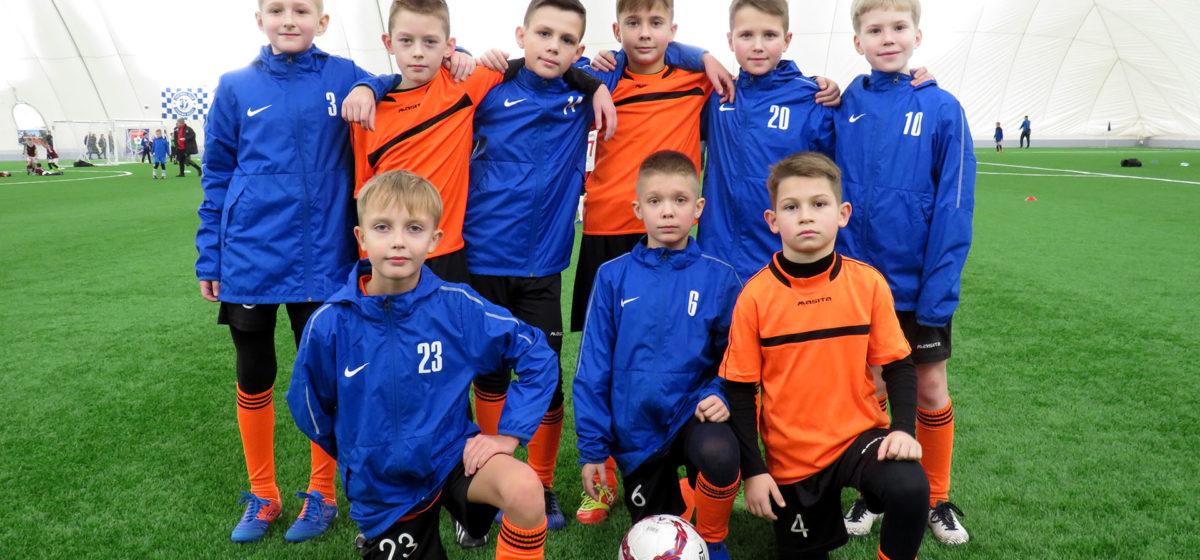 Как юные футболисты Барановичей выступили на международном турнире