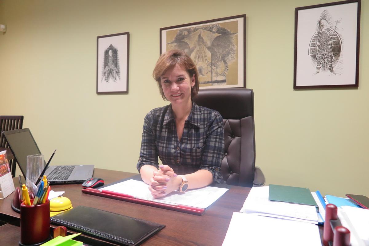 Наталья Михальчик считает, что главная цель  работников отдела культуры – подходить к каждому мероприятию одинаково ответственно, независимо от его масштаба.  Фото: Диана КОСЯКИНА
